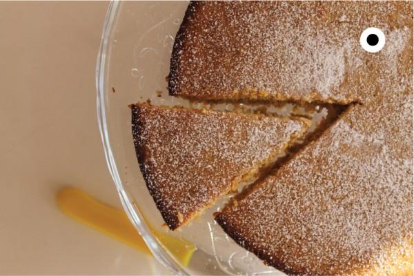 Lemon-cake