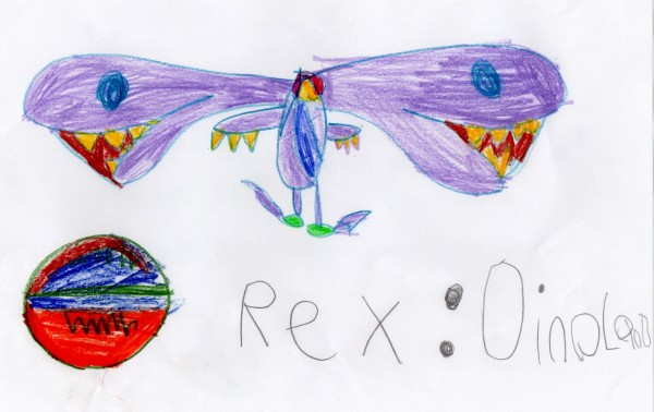 Rex by alex