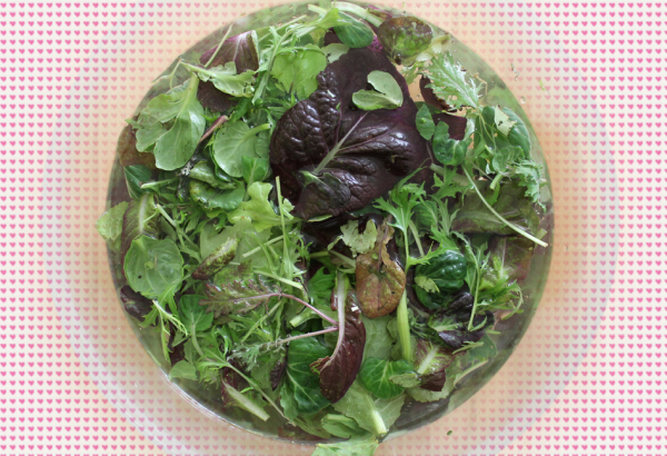 green salad1