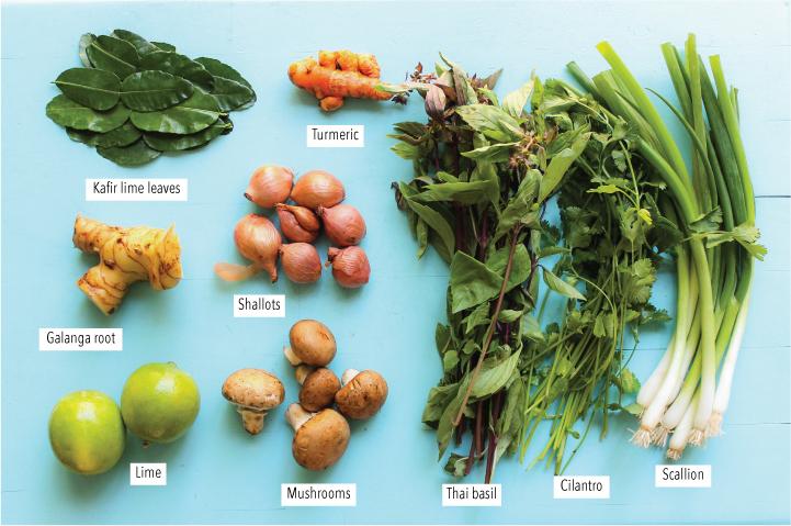 Tom-kha-ingredients